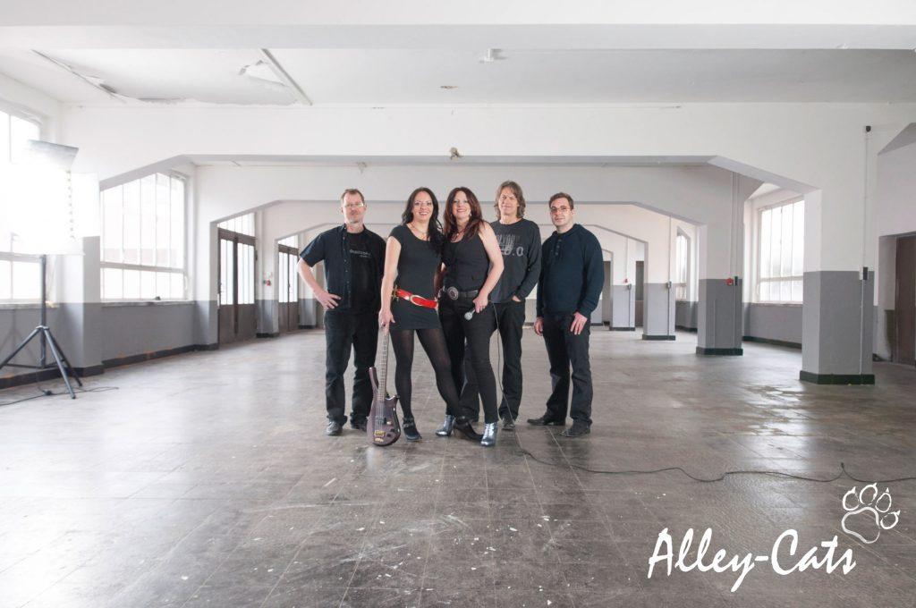 AlleyCats Pressebild