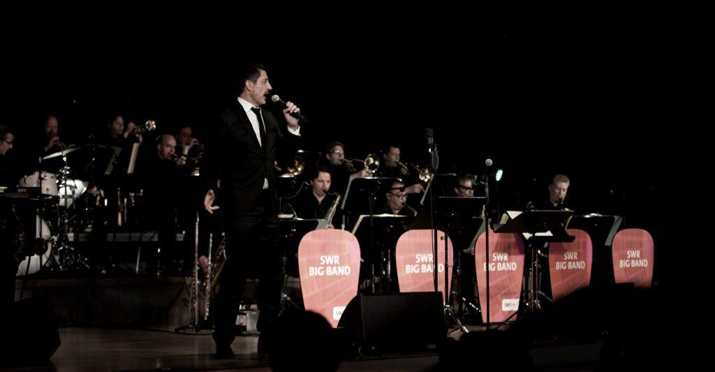 Giovanni Costello und die SWR Big Band
