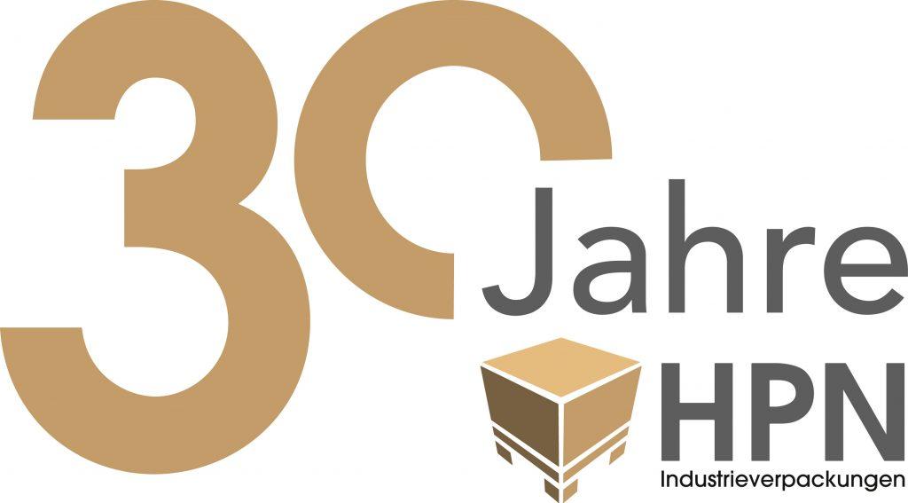 Logo 30 Jahre HPN
